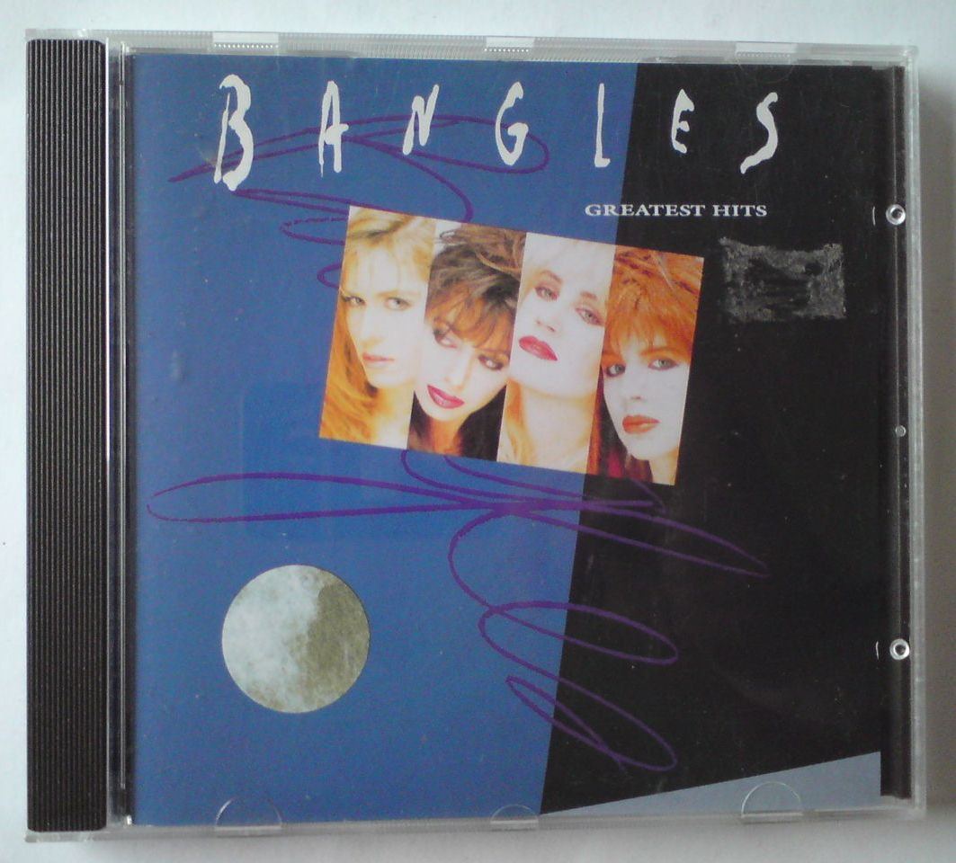 Bangles-greatest hits