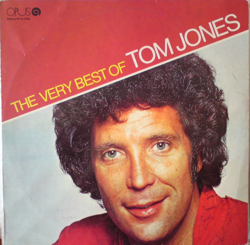 Tom Jones-the very best