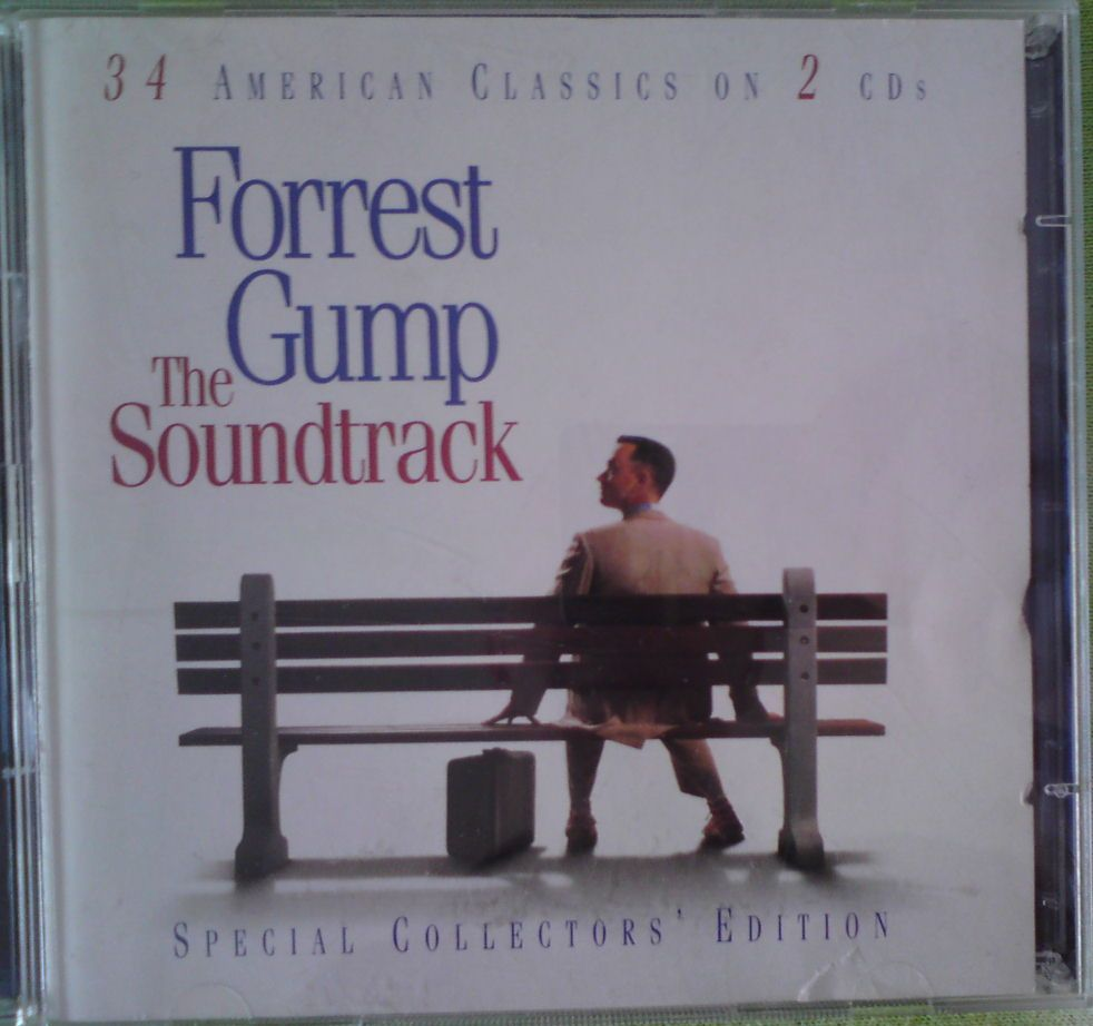 Forest Gump-soundtrack