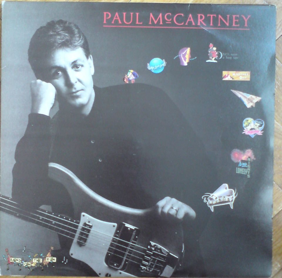 Paul Mc Cartney-2 album