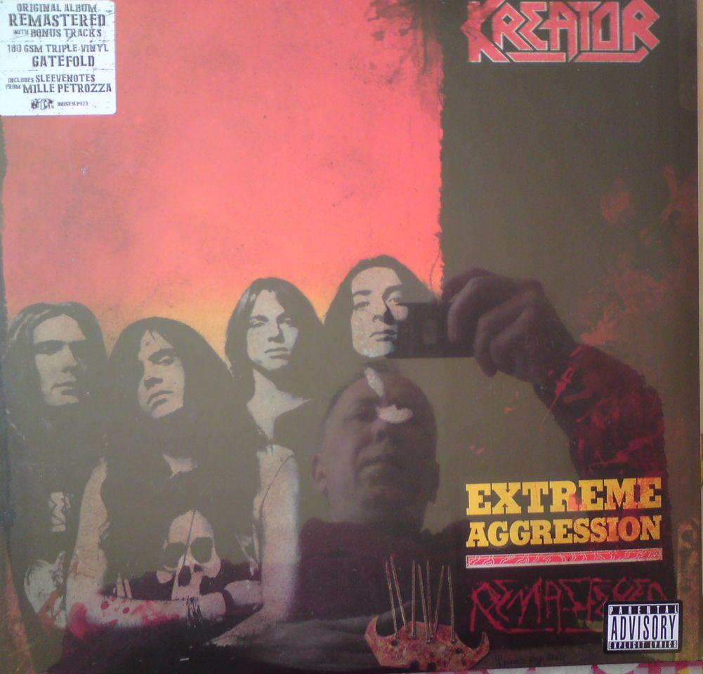 Kreator-extreme aggression