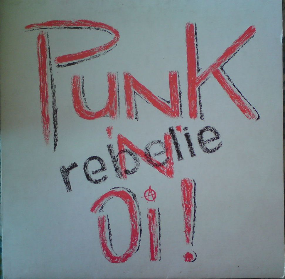 Punk-rebelie