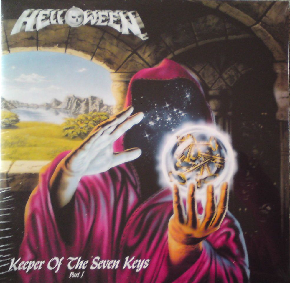 Helloween-keeper l.part