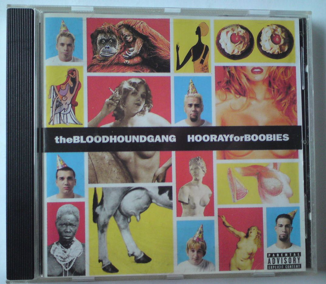 The Bloodhound Gang-Hooray For Boobies