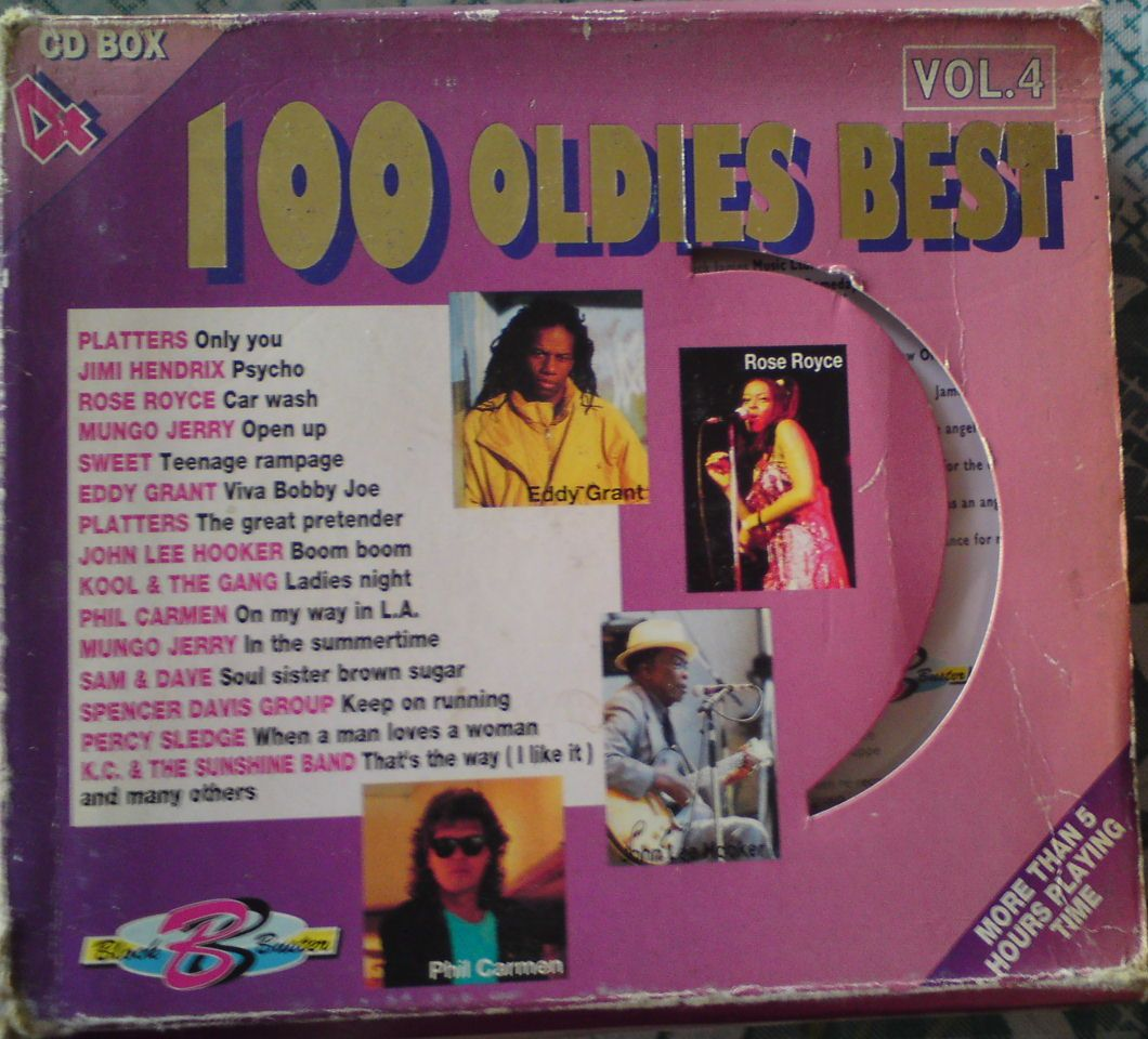 100 oldiest best-vol.4