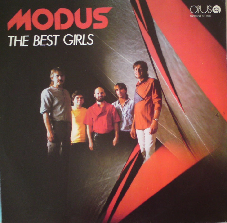 Modus-the best girls