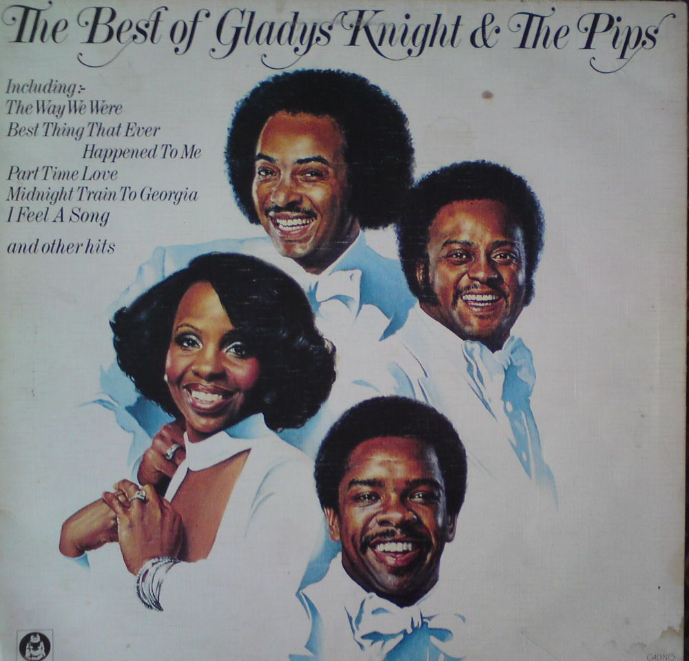 Gladys Knight a the Pips