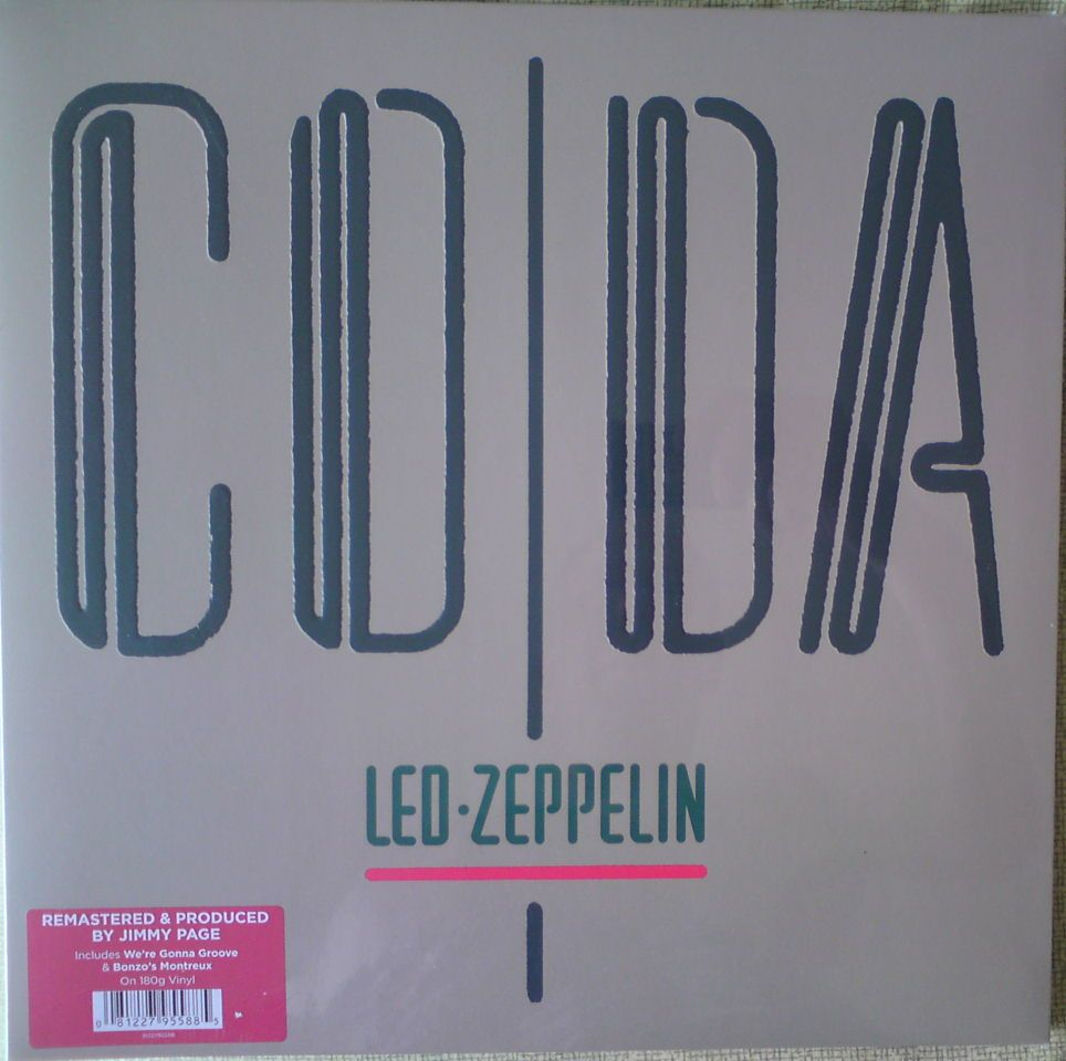 Led Zeppelin-Coda
