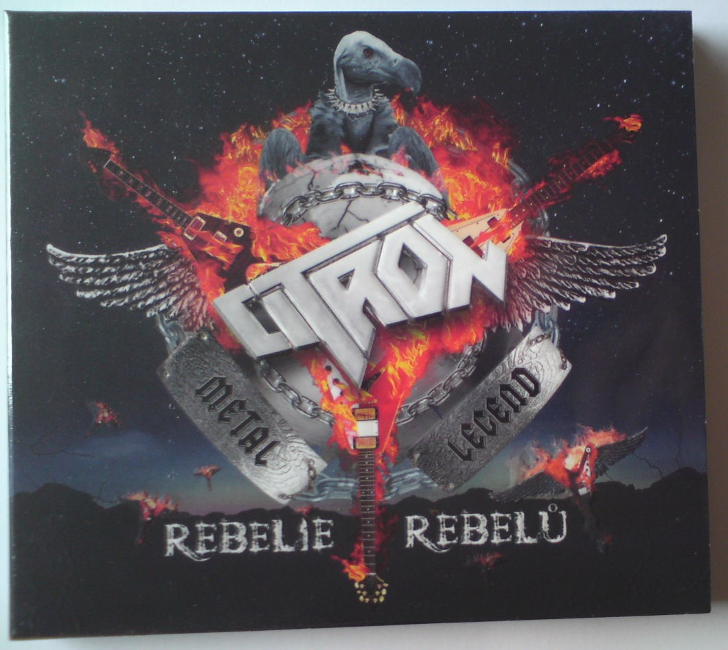 Citron-Rebelie rebelu