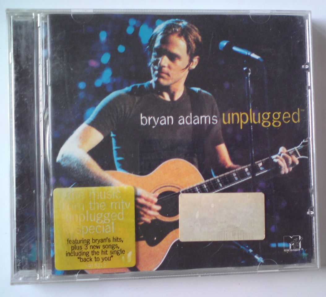 Bryan Adams-unplugged