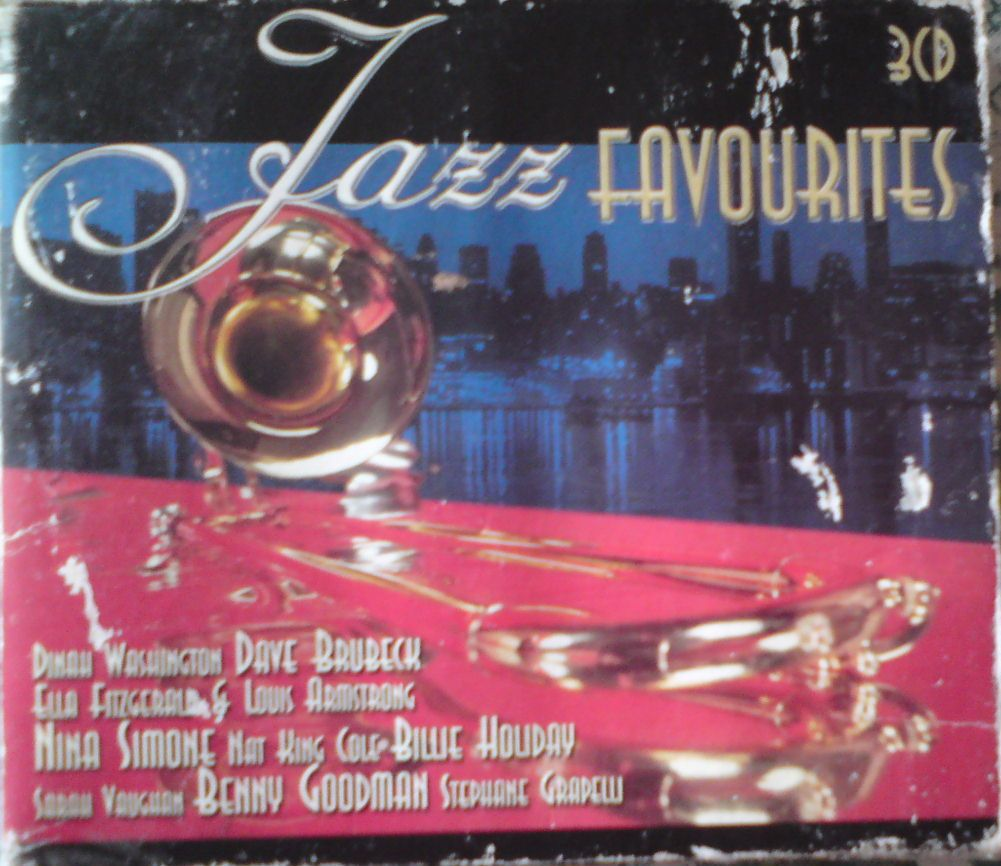 Jazz-sada CD
