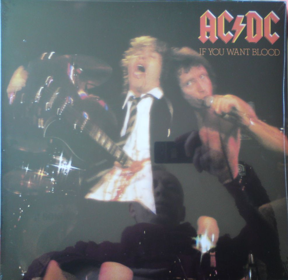AC DC-if you want blood