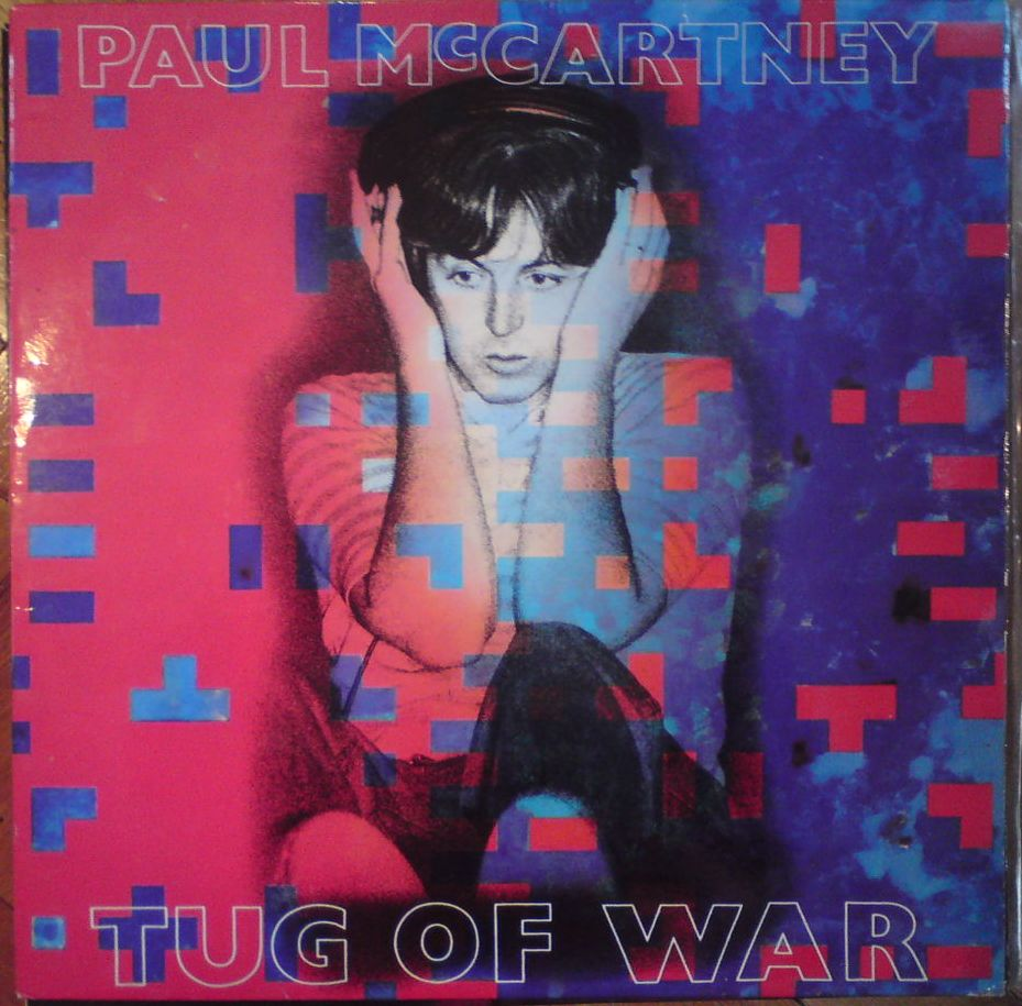Paul Mc Cartney-Tug of war