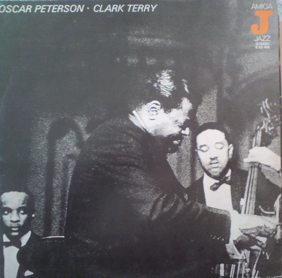 Oscar Peterson a Clark Terry