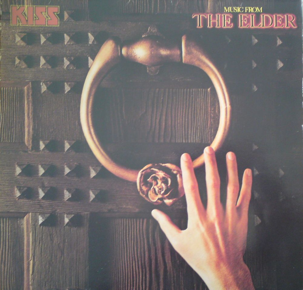 Kiss-The Elder