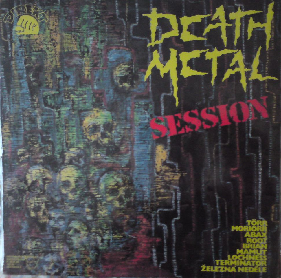 Death metal Session