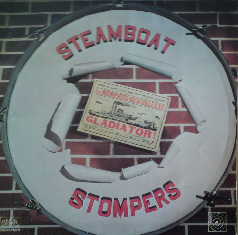 The Steamboat Stompers