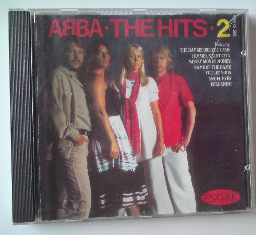 Abba-the hits