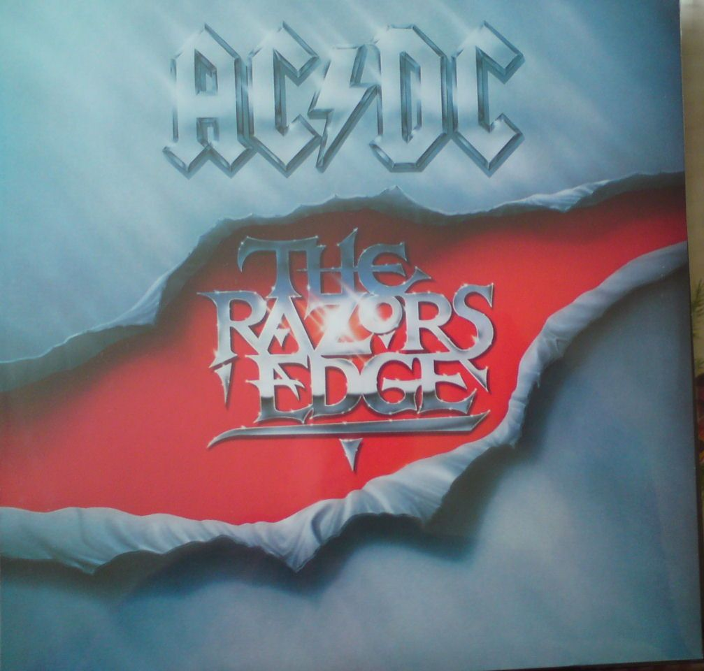 AC DC-the razors edge