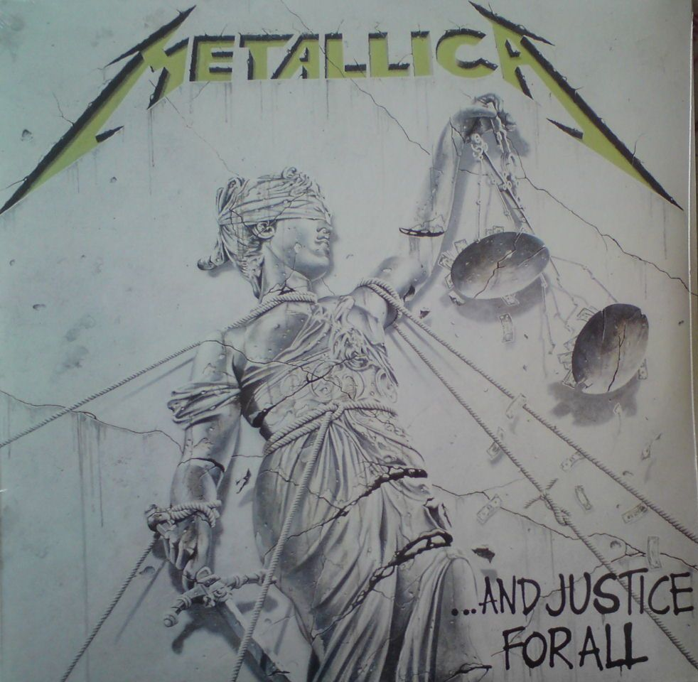 Metallica-and justice for all