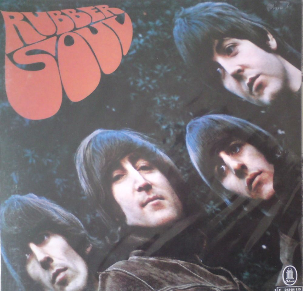 Beatles-rubber soul