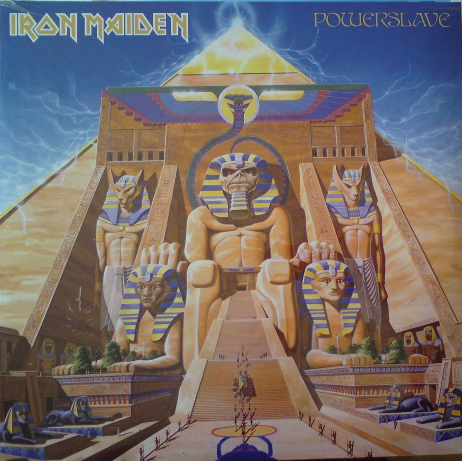 Iron Maiden-powerslave
