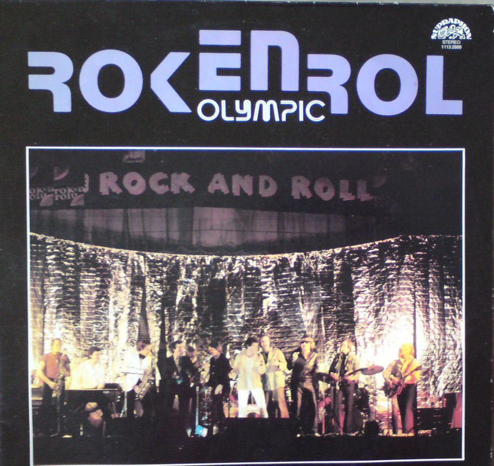 Olympic-rock and roll