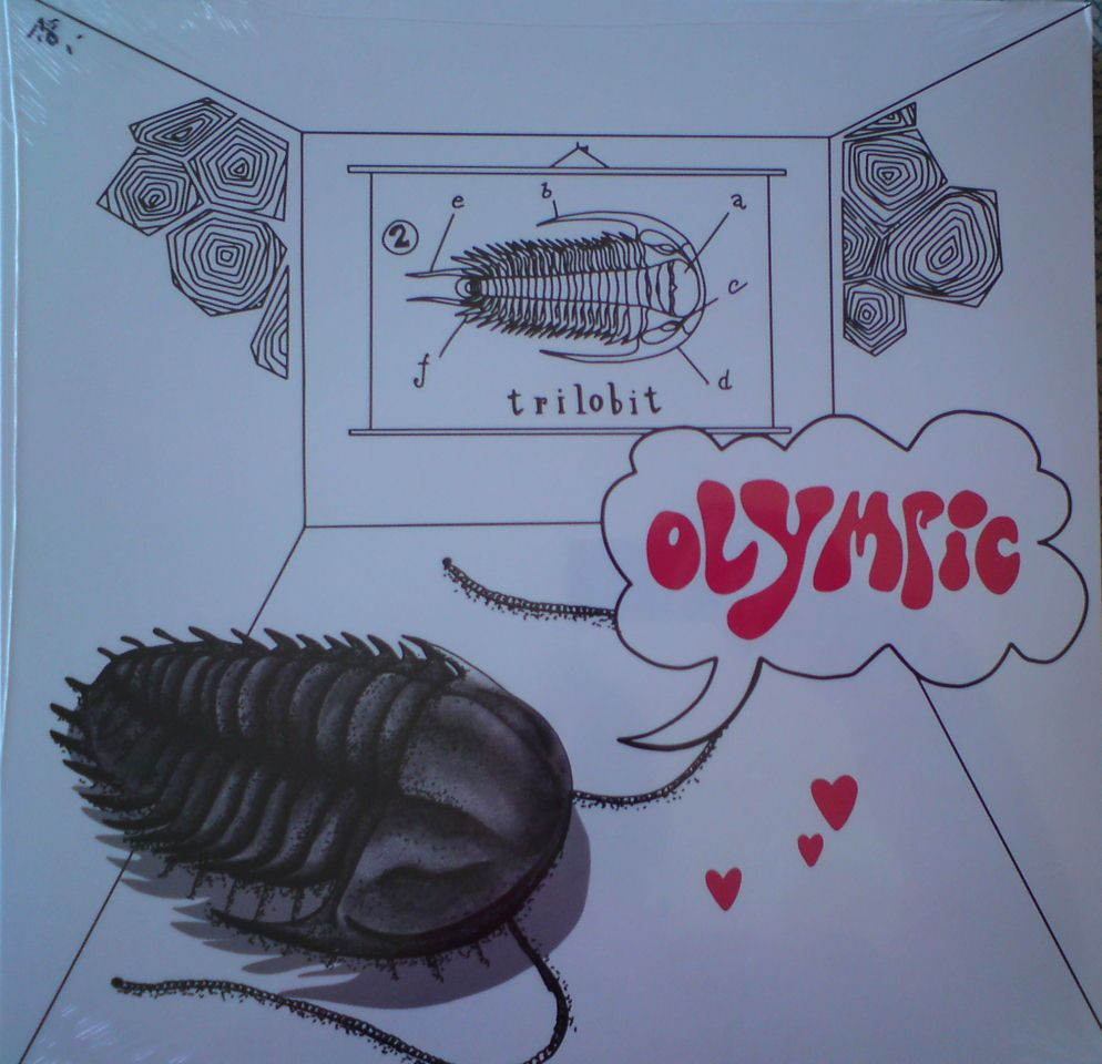 Olympic-trilobit