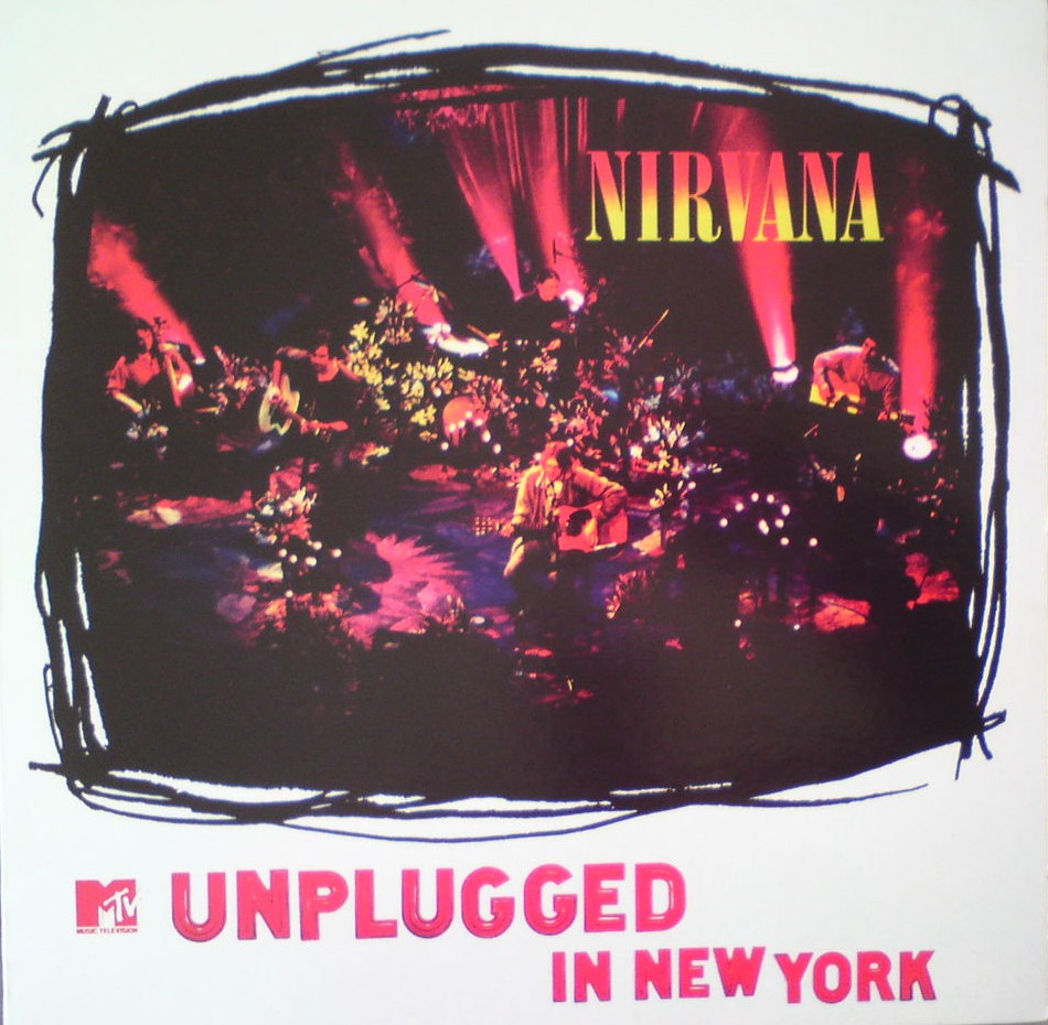 Nirvana-MTV unplugged